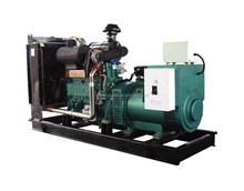AC Brushless 300kw / 375kva Open Type Generador Diesel Powered by Doosan Engine