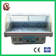 Supermarket Display durable Chest freezer