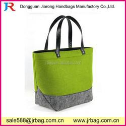 Popular Autumn/ fall Shopping Felt Bags For Women