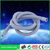 Fully stocked best sell plastic washing machine drain hose size