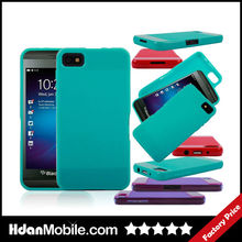 Hdan New TPU Cell Shell For Black Berry Z10 Mobile Phone Jelly Case
