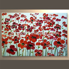 Newest Handmade Home Flower Wall Art For Decor In Discount Price