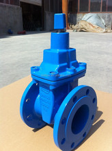 DIN 3202 F4 RESILIENT SEAT GATE VALVE DN100 PN16