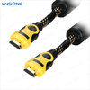 Modern design gold plated s-video 1.4V cable with Ethernet for Tablet Pc.DV