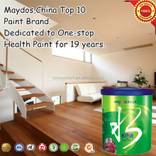 China manufacturer----Odorless Water Based Wood Furniture Paint