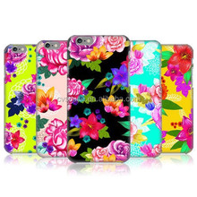 Hot Sell Colorful Roses Cover Phone Case Mobile Phone Case For Iphone 6
