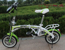 New design fashionable folding bike with F/R disc brake city bike adult bike