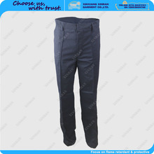 industrial protective flame resistant firefighting protective wholesale used fire retardant work trousers