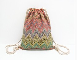 Most Popular Best Selling Eco-Friendly Shopping Drawstring Bag