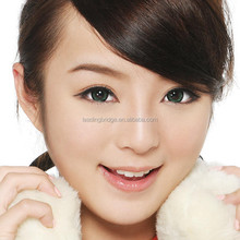 GEO Super Angel Green XCM-213 Color Contact Lens (Korean Authentic Lens & US FDA Approved)