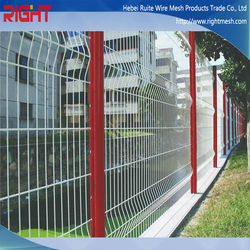 New Product Folding Metal Dog Fence, 3D Bended Fence, Wire Mesh Fence for Sale