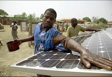 Solar-Powered Irrigation System Increases Vegetable Production Up to 500% in Sub-Saharan Villages