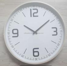 Modern Wood Decoration Promotion Clock