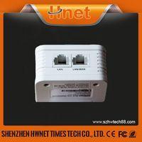 Wireless 200M PLC rj45 cat5 ethernet adapter Powerline Communication Adapter