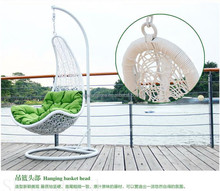 Promotion!!! garden hanging rattan swing chair