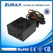 301W - 400W Rating Power computer power supply de l'alimentation cordialement with CE certificate