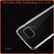 Olja New Hot Sale Clear TPU Case For Samsung Galaxy S6, For Samsung S6, For Samsung s6 edge
