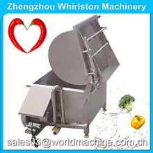 home chili washer/pepper cleaning machine/lettuce vegetable washing machine price