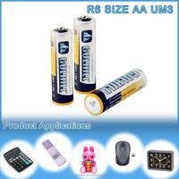 UM3 r6 children toys dry battery
