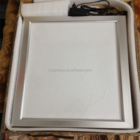 LED double-side snap slim acrylic lihght box Pictorial Box Frame