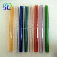 Various colored high borosilicate glass rod 3.3 , colored borosilicate glass tube,Borosilicate colored glass rods