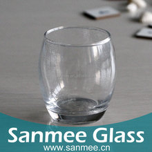 Clean Whisky Glass Cup/Beer Glass Cup/Drinking Glass For Promotion