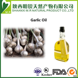 Best price 100% pure natural garlic oil