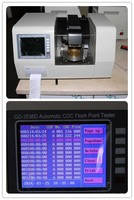 GD-3536D Automatic Cleveland Open Cup Flash Point Tester ASTM D92