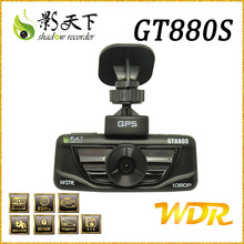 newest OBD checking and charge power car DVR with GPS build in