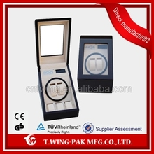 WW-8002AL Cheap lcd controller rotating dial watch winder