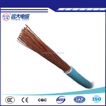 China manufacture insulated house wire electrical cable 1.5 mm copper wire