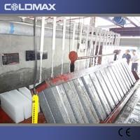 snow dry industrial maker block ice machine