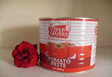 70g-4500g best tomato paste brands 28-30%brix for africa market