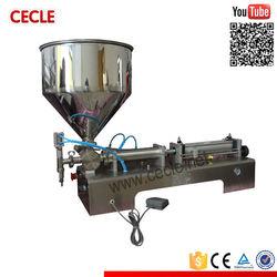 Multifunctional FF6-600 cosmetic tube filling machine