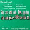 High quality dental single crystal sapphire brackets orthodontic