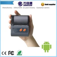 Cheap 2inch Portable Bluetooth Printer for Mobile, PAD, Tablet for warehouse
