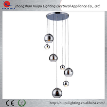 2014 Modern Design Mixture E14 and E27 Bulb Design High Quality Pendant Lamp