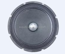 10'' Top speaker/pure mid range outdoor driver