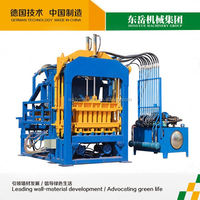 fully automatic hollow block making machine in chi qt4-15 dongyue machinery group
