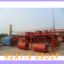 10 Ton Waste Oil Distillation Plant For Waste Oil Recycle To Diesel