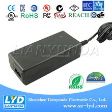 china supplier meeting US DOE VI for electric scooter/ bicycle/ bike dc adaptor/electronic battery charger