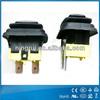 UL ROSH approved 4 pin waterproof PA66 key push button Switch