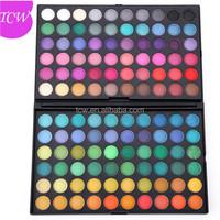 Mineral Powder Makeup Big Eye Shadow 120 Colors Branded Eyeshadow Palette