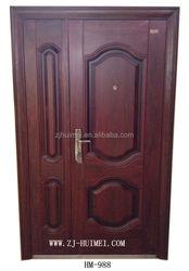 China suppliers wholesale american steel door HM-988