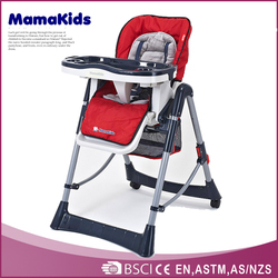 inflatable foldable table and plastic baby high chair
