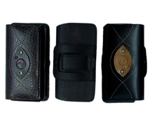 Wenyi factory classic design leather mobile phone case for Nokia N70