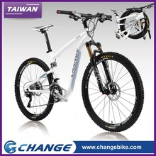 CHANGE M3 high quality lightweight MTB taiwan made folding mountain bicycle