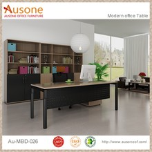 Office furniture manufacture provide MDF wooden table executive desk