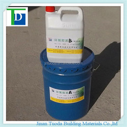 Concrete surface repairing adhesive epoxy resin modified glue