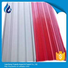 Shandong China Low Price Prepaint Zinc Corrugated Iron Sheet For Roofing